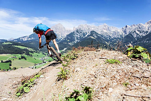 Mountainbike Trail Maria Alm
